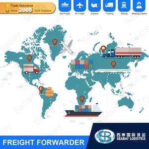 international cargo freight forwarder logistics services