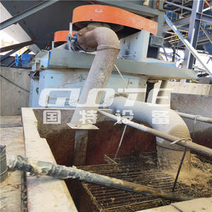 Sand washing machine attrition scrubber for sea sand with low price