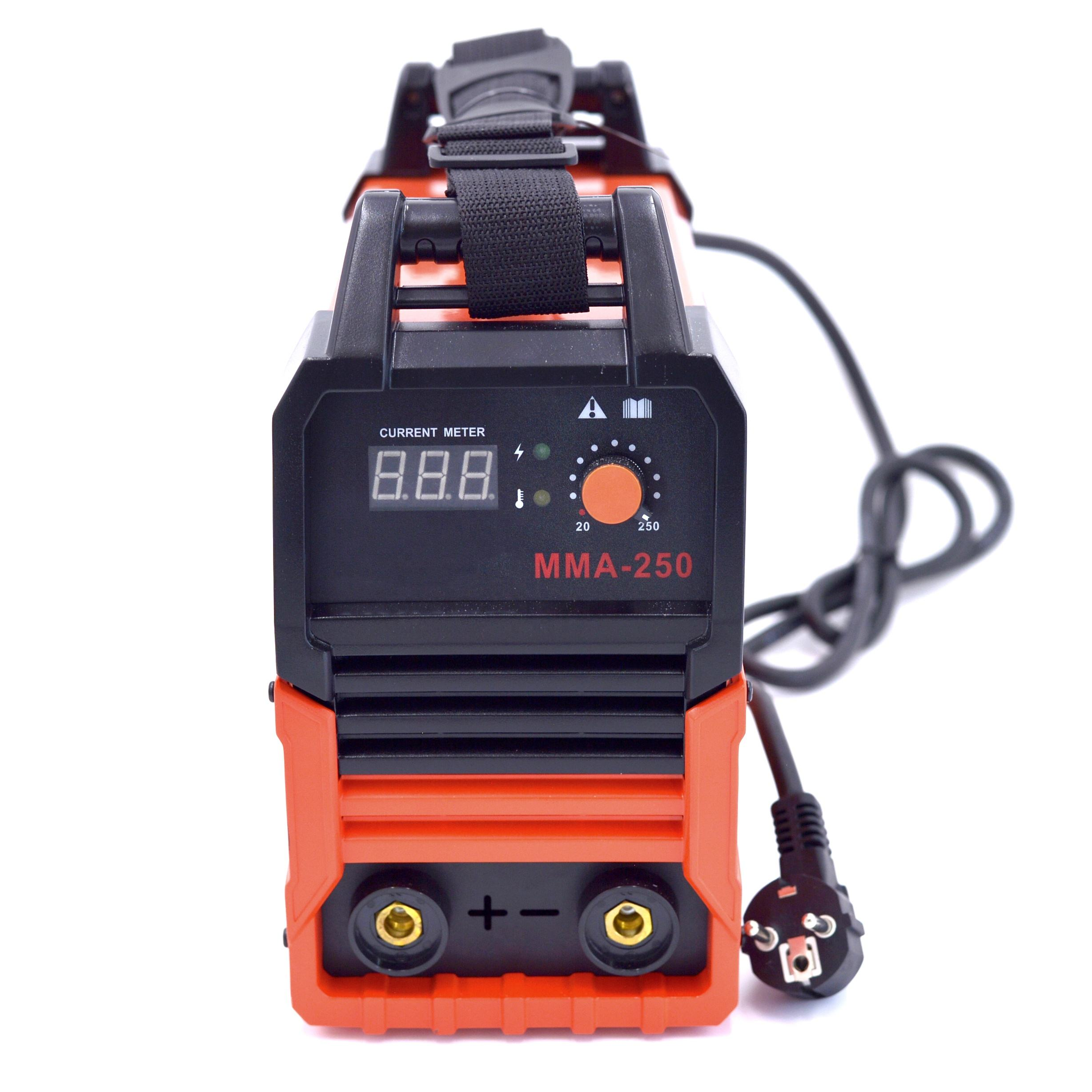 easy operate cheap price Mini IGBT arc MMA180/250 inverter manual welding machine