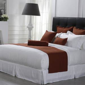 Grosir Confort 4 Piece Bed Set 1000 Benang Seprai Katun Mesir
