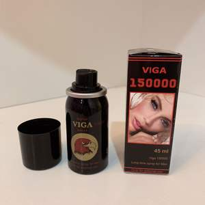 VIGA 150000 Super Power Female Long Time Delay Sex Spray For Men