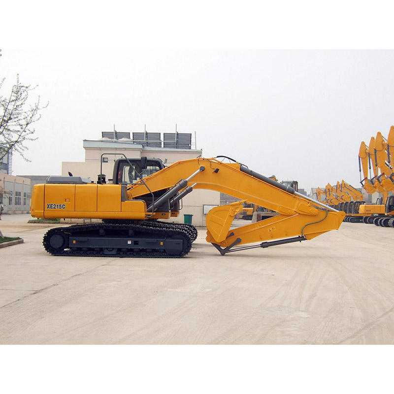 Earth Moving Machine Xuzhou 21 Ton XE215C Small Excavator In Philippines