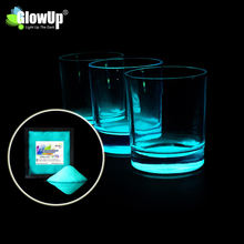 Glow in the dark powder dye luminescent powder glow in the dark concrete pigment