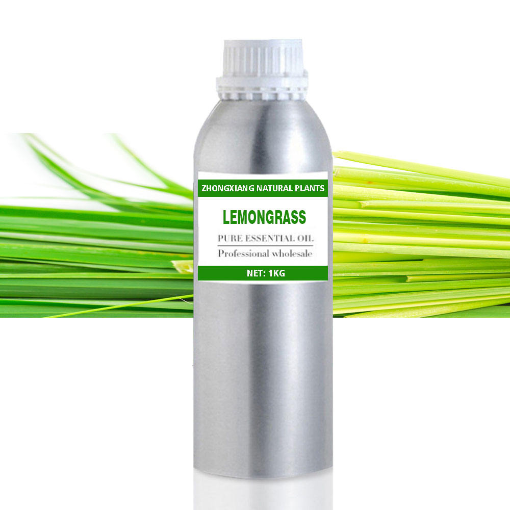 24 hours lead time Manufacturer supply 100% pure and natural lemongrass essential oil for mosquito repellent and diffuser