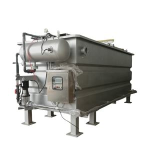 DAF Water Treatment Plant for Waste Water Treatment and Waste Water Purification