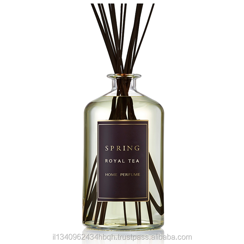 Reed Diffuser with Ebony Wooden Cork