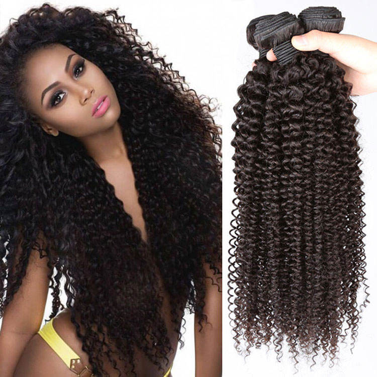 Wholesale Price Kinky Curly Hair Extension,Natural Temple Silky Hair Extensions,Unprocessed Kinky Curly Hair Extension