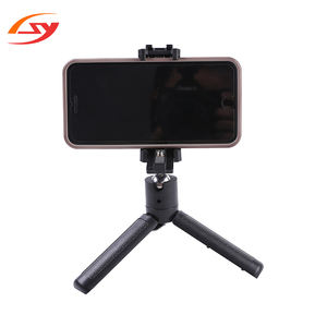 Factory price wholesale selfie mobile phone light tripod stand for mobile