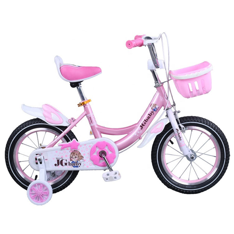 China factory manufacture 4 wheel children bicycle/best quality EN71 kids bikes on sale/New fashion bike cycle for child
