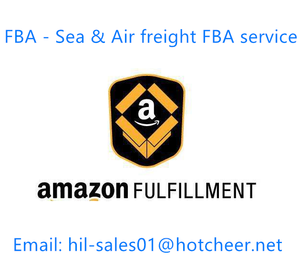 Meer Air FBA amazon verschiffen service spediteur von china nach usa europa uk günstige Tür zu Tür Amazon Fracht spediteur