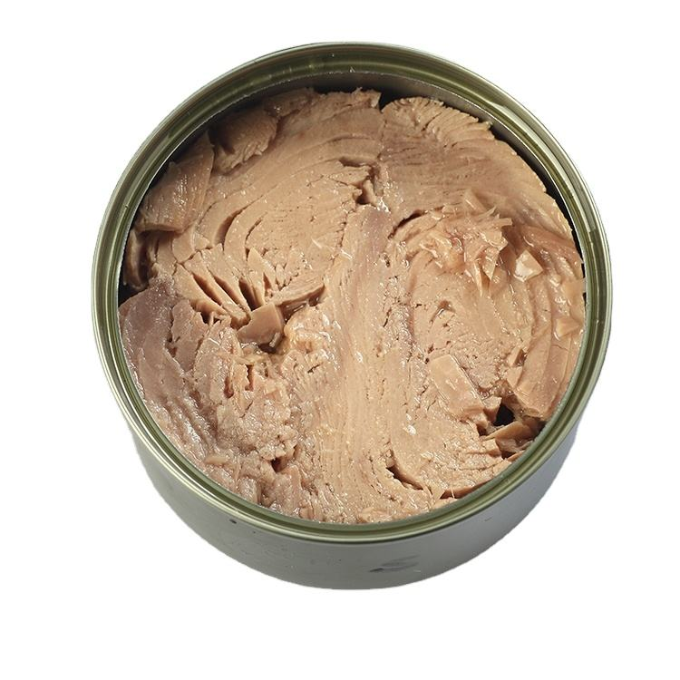 Tuna fish from Premium Quality Factory Supplier Wholesale light meat tuna Skipjack Canned Tuna
