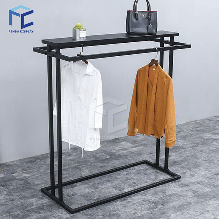 Garment furniture racks retail clothing cloth, retail clothing stand