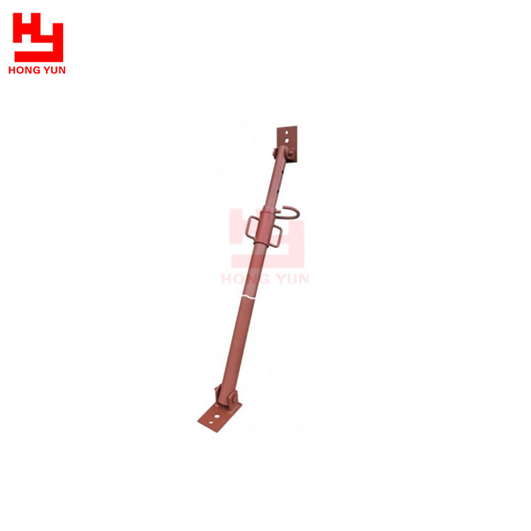 Heavy duty aluminum construction scaffolding shoring Acrow prop