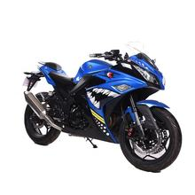 Factory price Big Wheel Racing motorcycle 200cc