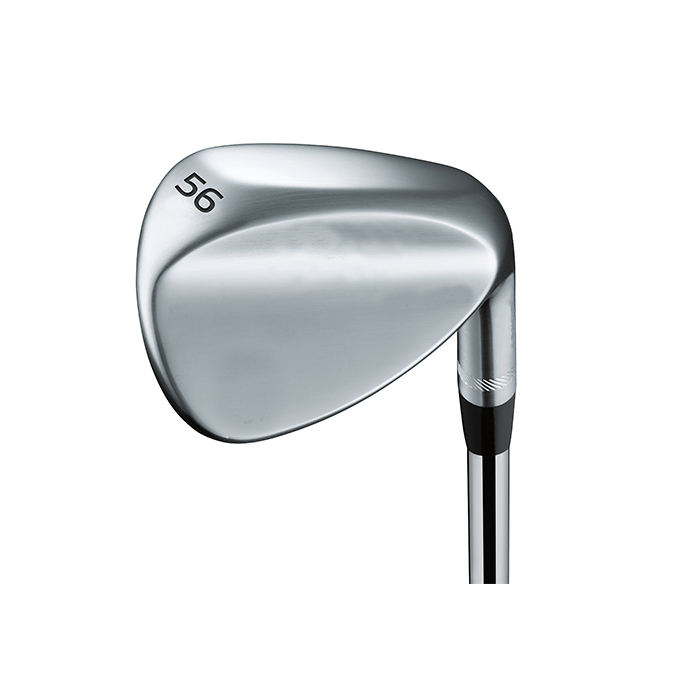 Milled quality golf wedge