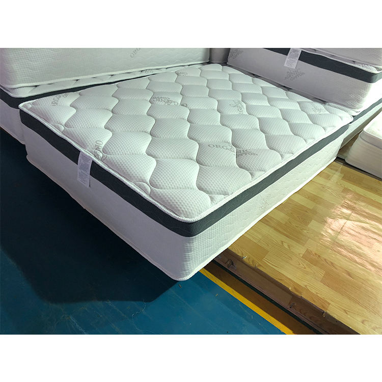 Hot Sale 35CM Pocket Spring Oliver Smith Mattress Style Furniture Bedroom Memory Origin Foam Type Gua General Place Compressed