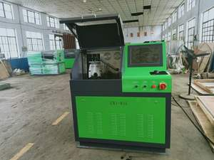 CRI-816 HIGH PRESSURE DIESEL test bench common rail injector with ttesting the piezo njector functions