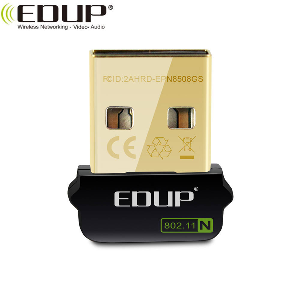 EDUP 150Mbps network card brand/usb to ethernet/android wifi dongle