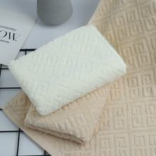 Towel Stock lot Personalized custom design kids face towel favor Clean face towel hotel