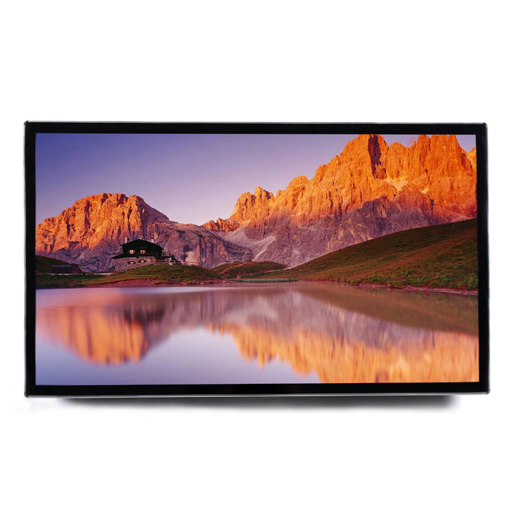 Industriële 65 Inch USB Powered Verticale Touch Screen Monitor 1920x1080 Resolutie