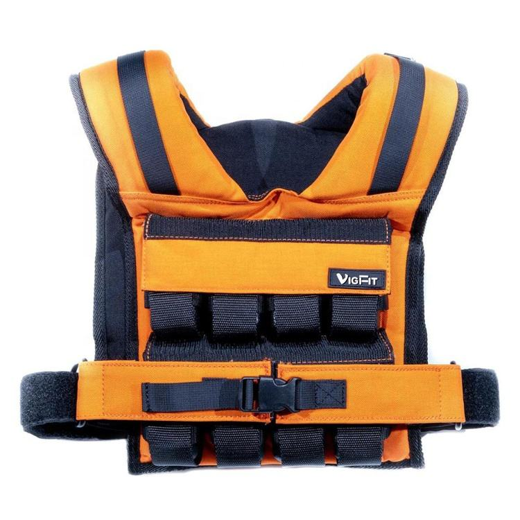 Heavy Duty Adjustable Functional Training Outdoor Running Sports Weighted Vest
