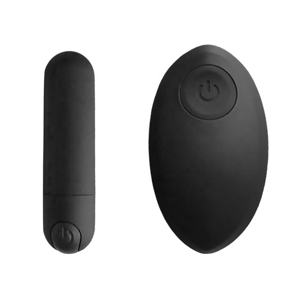 Hot Selling Rechargeable Wireless Remote Sex Toys Female Vagina Bullet Vibrator free samples for Women Vibrator Sex Toys