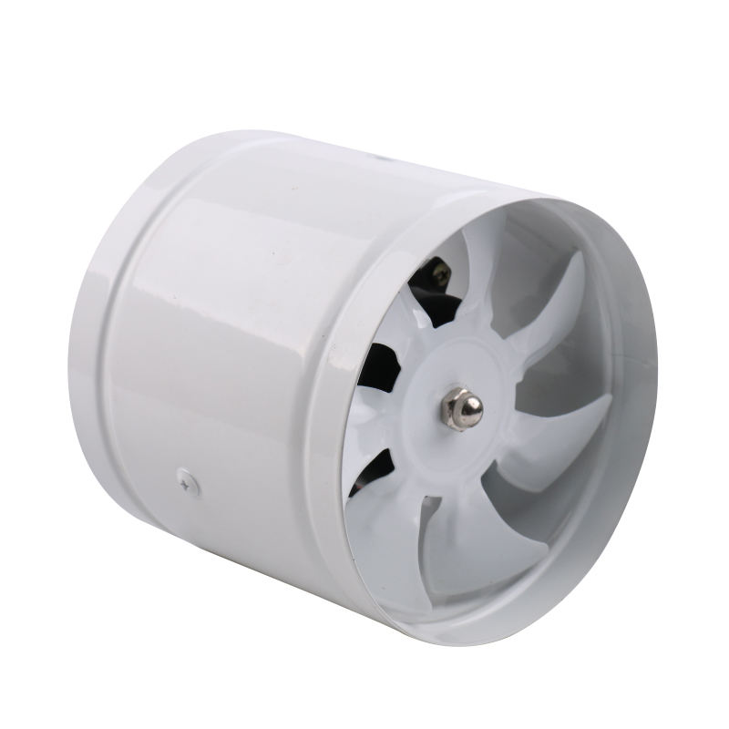 6 inch 150mm inline duct fan greenhouse powerful exhaust bathroom duct fan