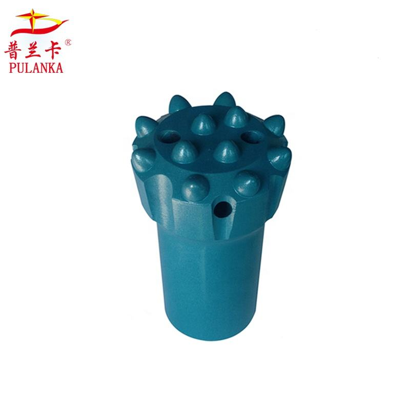 76mm R38 T38 T45 T51 Thread button bit for bench drilling(Roscadas brocas)
