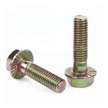8.8 Grade DIN6921 Hexagon Flange Bolts
