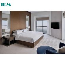 IDM-461 High End Modern Hotel Apartment Bedroom Furniture Set