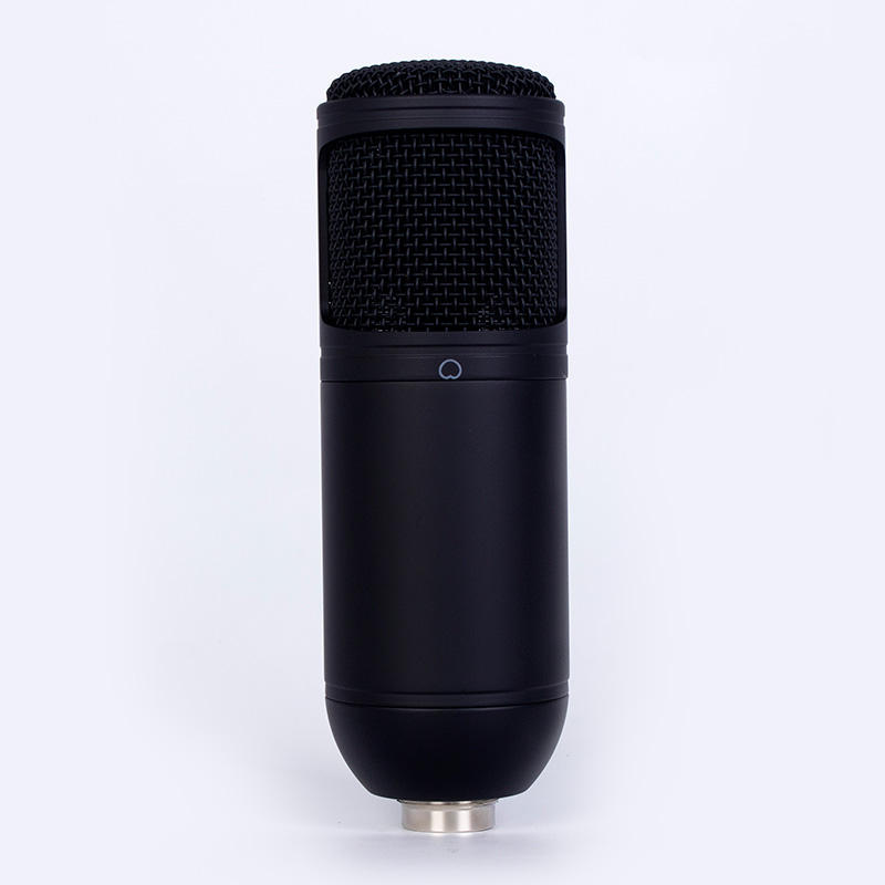 Professional studio recording condenser USB microphone for podcast gaming computer