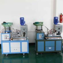 MA-02 two pin Plug /Brazil plug pins Crimping Machine