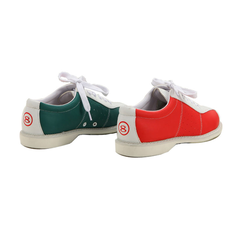 High quality OEM PU Cheap Prices Bowling House Shoes Bowling Shoe