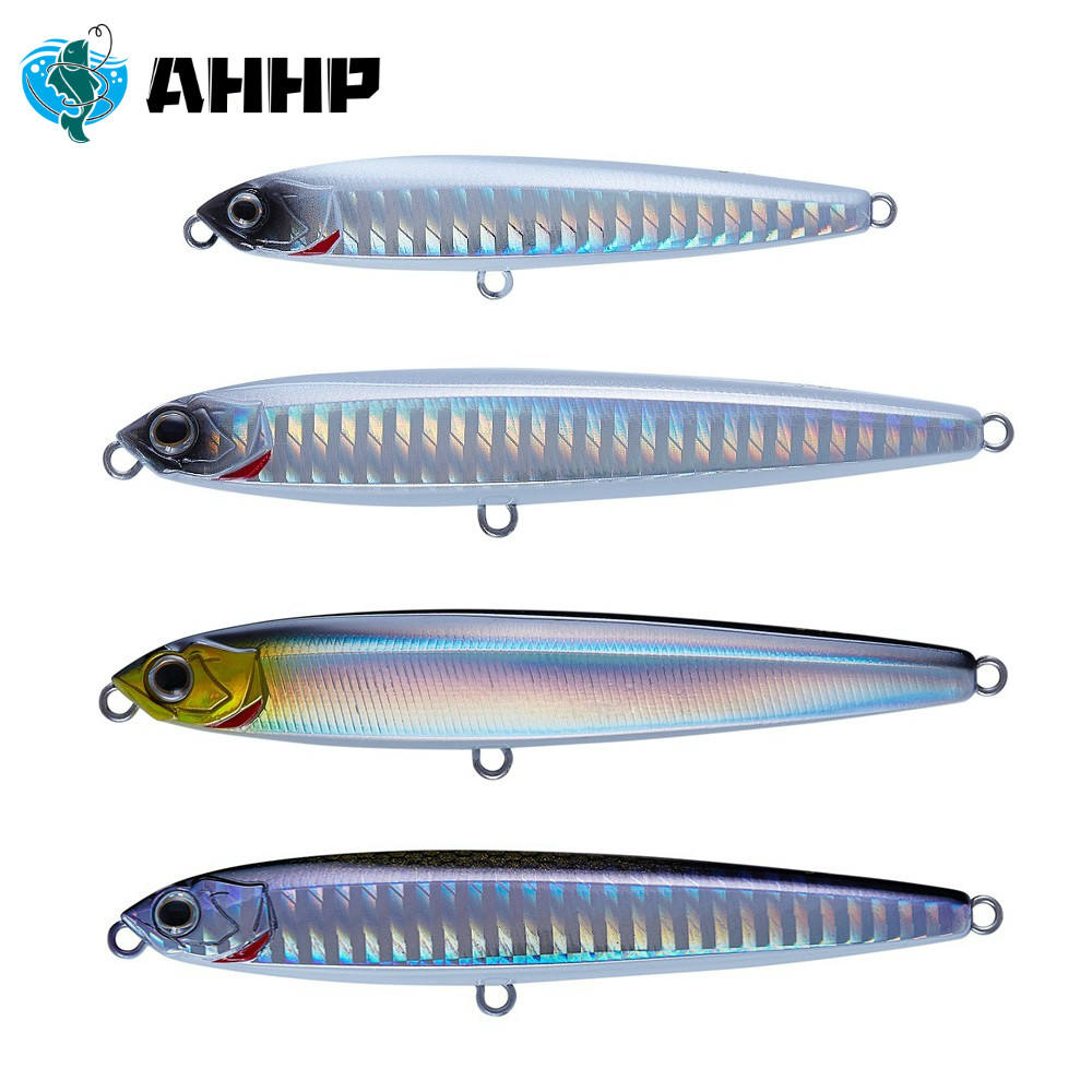 Pencil lure 10g14g18g24g 75mm 95mm minnow fishing lures hard bait high quality vibrating light jigging japan fishing tackle