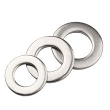 Stainless Steel Large Plain Fender  Flat Washer