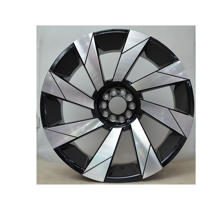 New product China wholesale 16-24 inch chrome wheels 4x4 wheels
