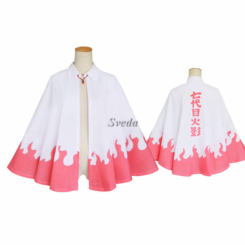 Wholesale Boruto Naruto Cosplay cloak Uzumaki Naruto cloak daily costume Cosplay party costume