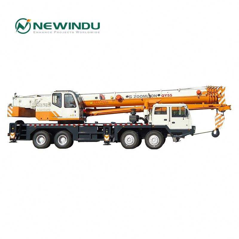 ZOOMLION 110 Tons China High Quality Port Tyre Crane ZRT1100D533