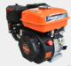 Vertical Air Cooled 4-stroke Direct Injection Diesel Engine 20 Hp