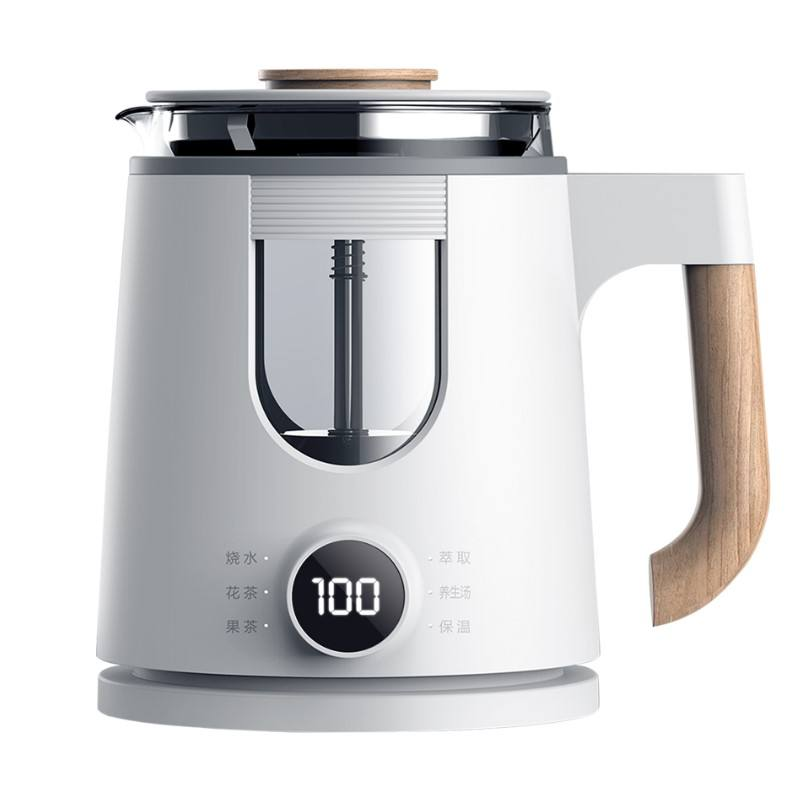 HOTSY 0.8 hot water cooker led tea maker usd table double layer kettle for induction electrical german