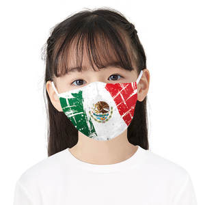new fashion custom logo sublimation masks blank white DIY mask for lover gift printing