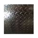 hot dipped galvanized checkered plate 3mm thickness for tool box