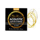 Acoustic String Wholesale Price Accept Custom You Logo Acoustic Guitar String