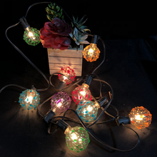Waterproof Fairy String Festoon Light Bulb For Patio Decoration