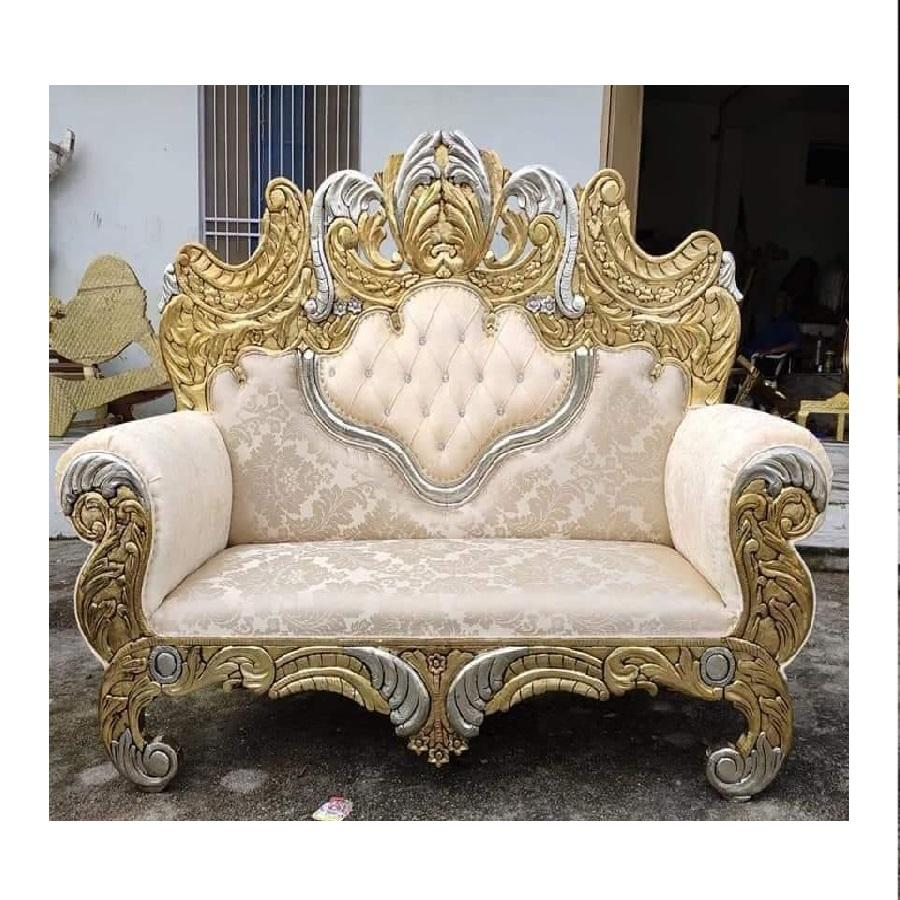 Indian Wedding Stage Sofa Set Engagement Party Wedding Sofa Set Royal Crown Wedding Sofa