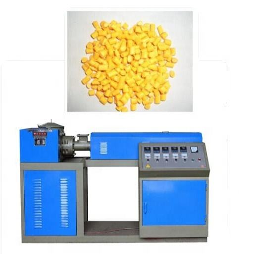 Wastes Recycling Plastic Granules Making Machine at factory price