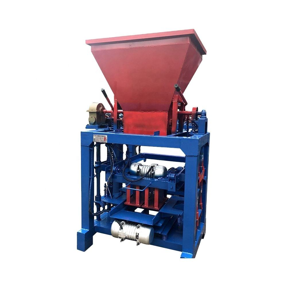 concert egg laying machine hollow block QT40-3a block laying machine