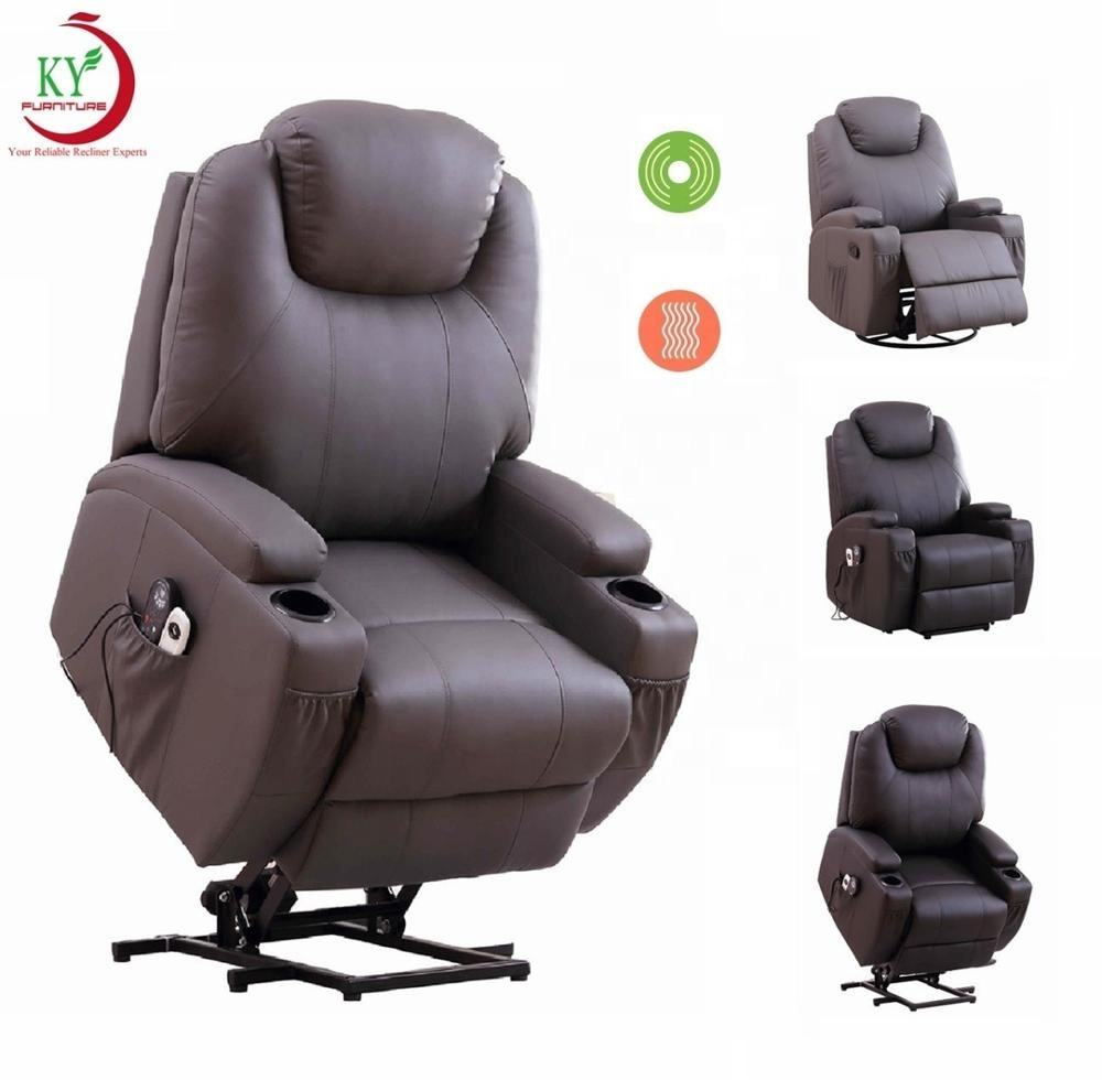 JKY Furniture Modern High Quality Power Lift Electric Recliner Chair for Medical Hospital Disabled and Elder