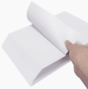 Wholesale of office paper, a4 copier paper 100 Sheets White
