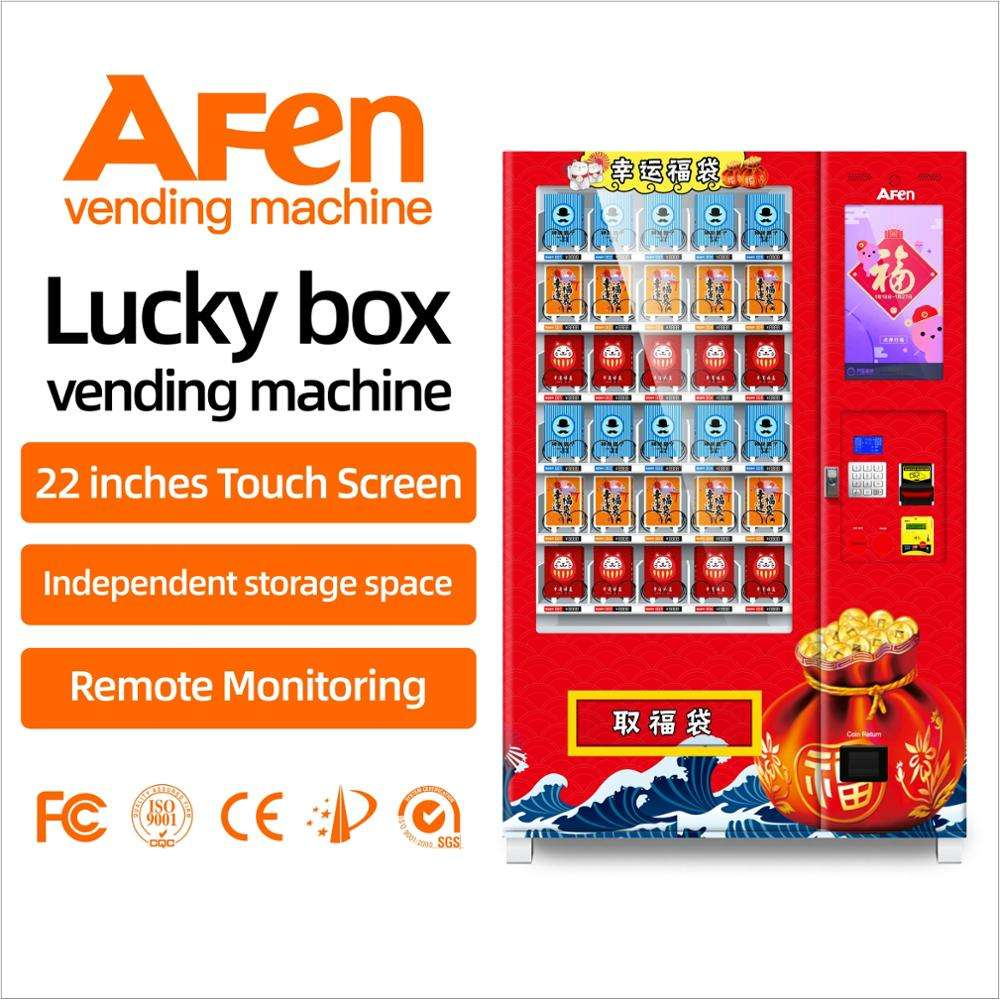 AFEN phone sim card vending machine dispenser various food and substances for daily life vending machine